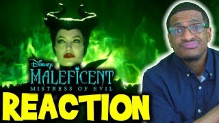 Official Teaser: Disney's Maleficent: Mistress of Evil Trailer Reaction & Review
