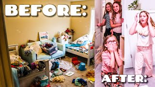 EXTREME BEDROOM MAKEOVER!!!
