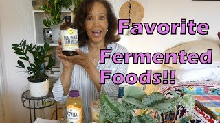 Favorite Fermented Foods for Beauty & Health