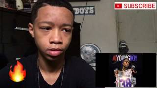 Nba Youngboy Never Broke Again - Dedicated | Reaction