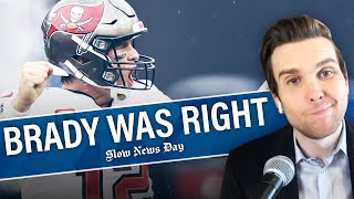 Tom Brady Can Absolutely Win a Super Bowl for Tampa, Plus Van Lathan's Saints | Slow News Day