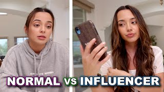 Normal People vs Influencers - Merrell Twins