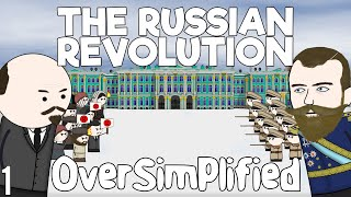 The Russian Revolution - OverSimplified (Part 1)