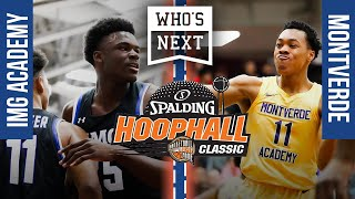 IMG Academy (FL) vs Montverde (FL) - 2020 Hoophall Classic - ESPN Broadcast Highlights