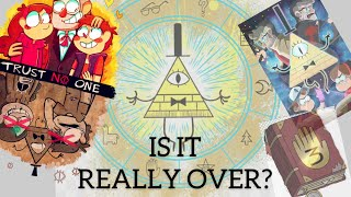 Gravity Falls: Bill Cipher + Stanley Pines Theory EXPLAINED | Gravity Falls TV show review!!