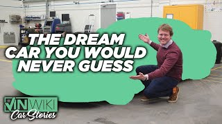 He's driven everything, but you'd NEVER guess his dream car!