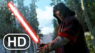 STAR WARS THE OLD REPUBLIC Full Movie Cinematic 4K ULTRA HD All Cinematics Trailers