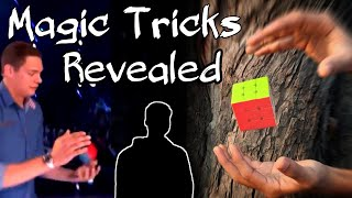 Rubik's Cube Magic Tricks In America Got Talent || Easy || In Hindi