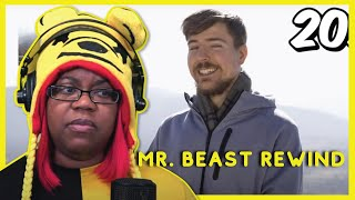 Youtube Rewind 2020, Thank God It's Over | Mrbeast | AyChristene Reacts
