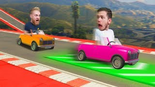 Tiny Stunt Racing! | GTA 5 [Ep 29]