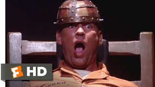 Shocker (1989) - The Electric Chair Scene (2/10) | Movieclips