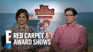 Selena Gomez & Andy Samberg Answer 5 Qs From Their BFFs | E! Red Carpet & Award Shows
