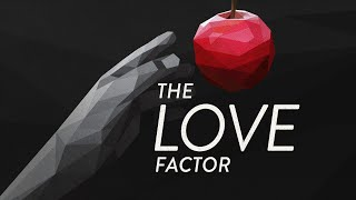 The Love Factor // Pastor Jack R. Pidgeon