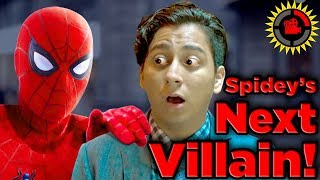 Film Theory: Did Flash SPOIL Spiderman's Next Villain?