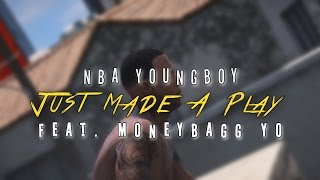 NBA YoungBoy Ft. MoneyBagg Yo - Just Made A Play *GTA Snippet*  (PC)