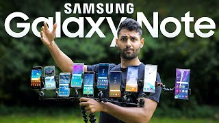 I bought every Galaxy Note ever.