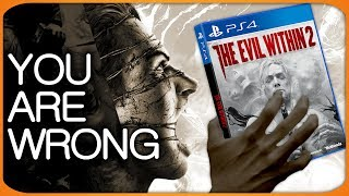 You Are Wrong About The Evil Within 2