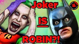Film Theory: Is Suicide Squad's Joker ACTUALLY Batman's Boy Wonder?