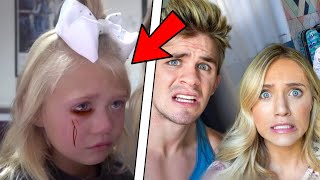 The LaBrant Family FIGHT ON CAMERA! (VERY SAD) Savannah LaBrant, Cole LaBrant, Everleigh LaBrant