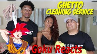 DashieXP - GHETTO CLEANING SERVICE! Reaction