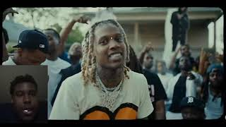 Lil Durk - When we shoot (official music video) King man21 👑👑