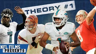 Why Are Lefty QBs Going Extinct? | NFL Films Presents