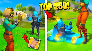TOP 250 FUNNIEST FAILS IN FORTNITE (Part 3)