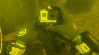 GoPro Found Underwater While Scuba Diving! (Returned to Owner)