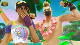 The HOTTEST COUPLE in FORTNITE!