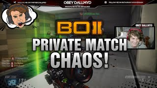 Obey DALLMYD: PRIVATE MATCH CHAOS! (Clips & Funny Moments) | DALLMYD