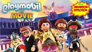 Playmobil The Movie | Animation Explosion