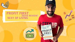 Profit First Book Review | How To Start Making Real Profit From Your Business.