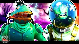 HOW MOISTY MERMAN DIED & BECAME LEVIATHAN! (A Fortnite Short Film)