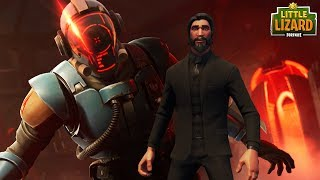 JOHN WICK GOES MISSING IN FORTNITE! *NEW SKIN* Fortnite Short