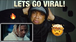 HE PLAYED US ALL! Lil Durk - Viral Moment (Official Music Video) [REACTION]