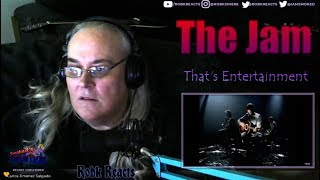 The Jam - First Time Hearing - That's Entertainment - Requested Reaction