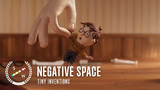 Negative Space | Oscar Nominated Stop-Motion Animation | Short of the Week