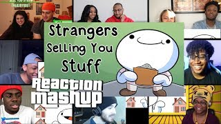 Strangers Trying to Sell You Stuff REACTIONS MASHUP