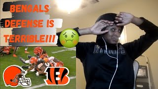 Bengals vs. Browns Week 2 Highlights Reaction!! | NFL 2020 | Nick Chubb Runs All Over Bengals!!