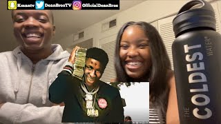 GIRLFRIEND REACTS TO NBA YOUNGBOY | Nba Youngboy - sticks with me | REACTION