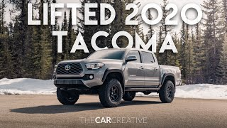 LIFTED 2020 TACOMA TRD Off-Road REVIEW - What's it Really Like LIVE WITH?