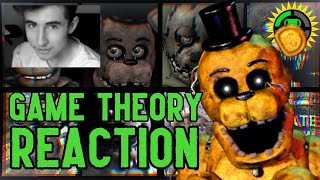 Reacting to Game Theory: FNAF, The FINAL Timeline (FNAF Ultimate Custom Night)