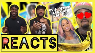 Fivio Foreign Shoots his Shot at Mulatto on 2020 XXL Freshman Cypher | Bruised Bananas Reacts