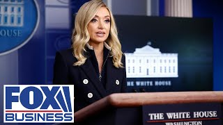 Kayleigh McEnany holds a press briefing at White House | 9/22/20