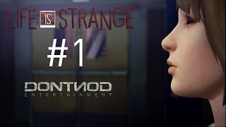 Life Is Strange (PC) Hobble Through - #1 I Was Not Expecting That