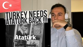 Italian Reaction to 🇹🇷 Why the world is worried about Turkey / Turkey needs AtaTűrk back!