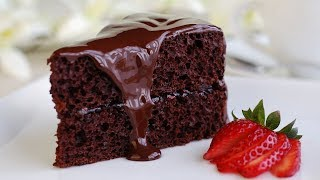 How To Make a Chocolate Mud Cake