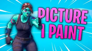 "Fortnite Montage - ""PICTURE I PAINT"" (Badda TD)"