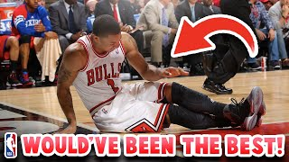 Why Derrick Rose would have been the GREATEST point guard the NBA had ever seen