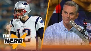 Colin Cowherd's 2018 AFC East preseason predictions | NFL | THE HERD